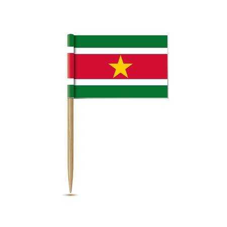 suriname: suriname flag