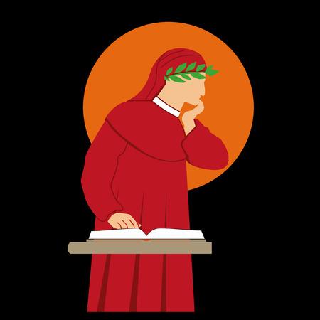 dante alighieri: Dante Alighieri figure