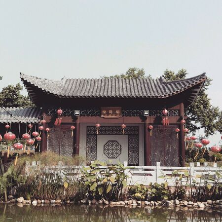 architecture: Traditional Chinese architecture