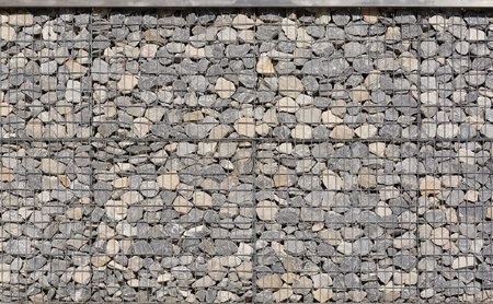 Texture, background, architecture, gabion palisade