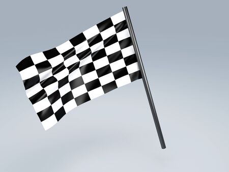 racing flag photo