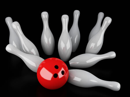 Bowling Strike photo
