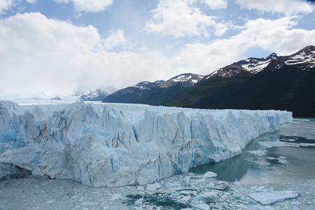 perito moreno: Beautiful landscape of Perito Moreno Glacier in the Patagonia Argentina.