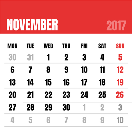 event planning: Vector illustration. Calendar flat icon Illustration