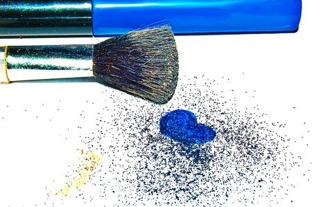 Brush and mascara - Cosmetics and make-up Imagens