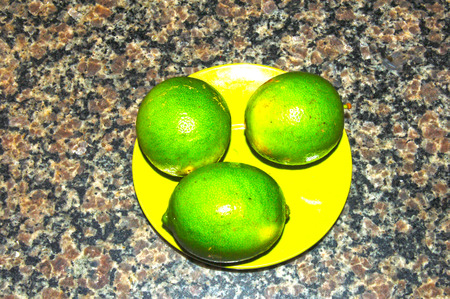 essence: Limo: Essence and flavor! Stock Photo