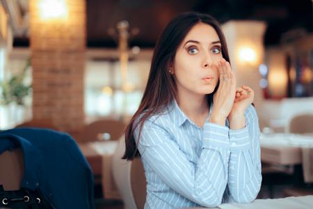Gossip Girl répand des rumeurs à travers la table