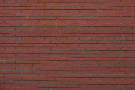 paredes de ladrillos: pared de ladrillos ladrillo marr�n Foto de archivo