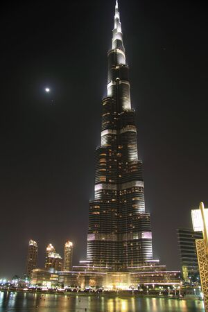 naturalistic: AlKhalifa Burj, Dubai