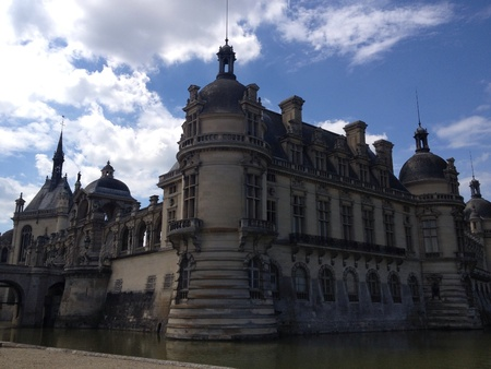 chantilly: Castle of Chantilly