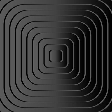 Creative squares illustration Vector