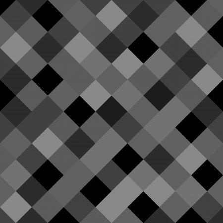 Creative abstract cubes vector illustration Vector