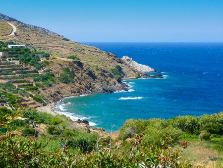 naxos: Beautiful landscape Naxos, Naxos Island, Cyclades, Greece