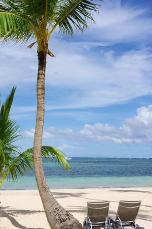 Caribbean sea view, Bavaro Beach, Punta Cana, Dominican Republic