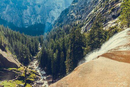 Yosemite National Park, California, USA Stok Fotoğraf