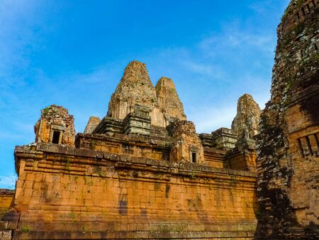 Pre Rup temple in Angkor area, Siem Reap, Cambodia
