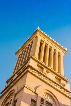 Dubai, United Arab Emirates, January 22th, 2020: Souk Madinat Jumeirah