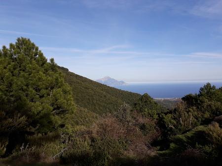 Mount Athos View