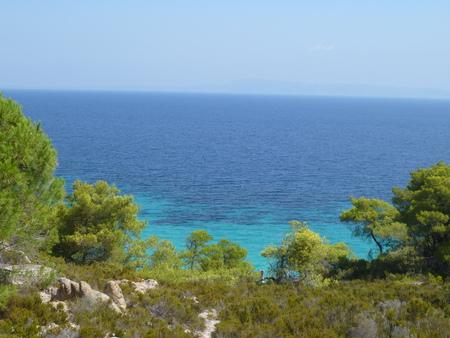 Sithonia Chalkidiki Greece Stock Photo - 101211782