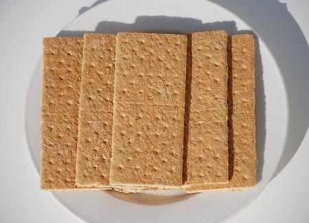 graham: Graham cracker