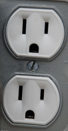 outside wall outlet