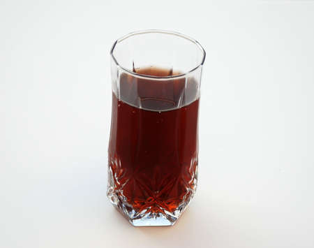 Glas ijsthee