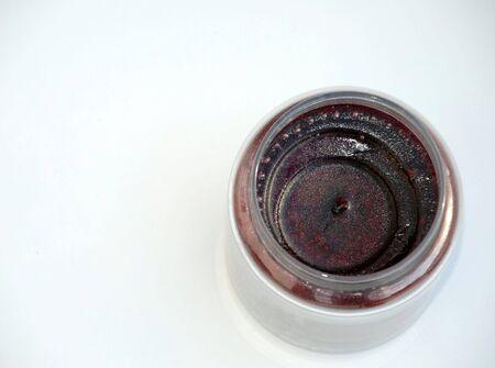 Purple Candle Stock fotó