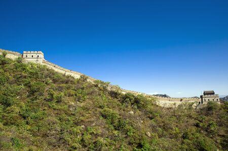 badaling: the great wall