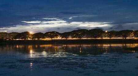 uganda: nile river Stock Photo