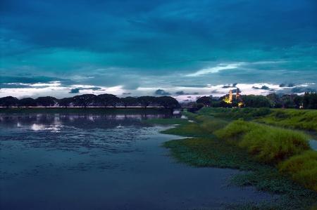 Uganda: nile river in uganda