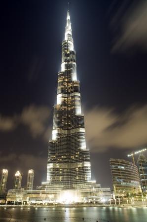 feestelijke opening: DUBAI, Verenigde Arabische Emiraten - 04 januari Burj Khalifa, inhuldiging van 's werelds hoogste toren van het Downtown Burj Dubai in Dubai, Verenigde Arabische Emiraten