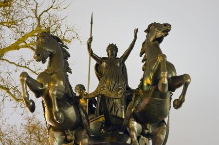 Statue in London
