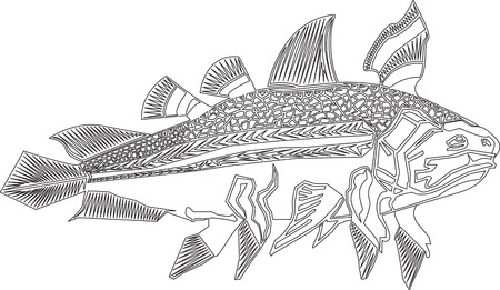 Fish of the Stone Age