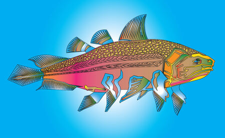 BIG fish Color