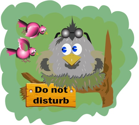 chick Ilustração