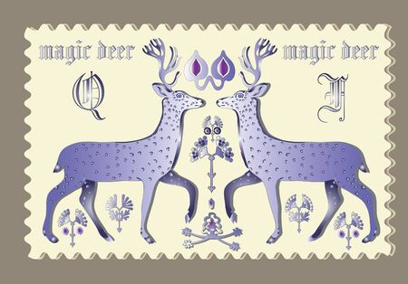 magic deer