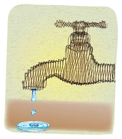 tap Illustration