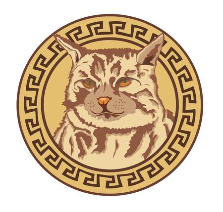 burly: ringleader cat