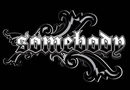 somebody: Somebody