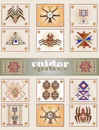 Spider Stock Vector - 16082788