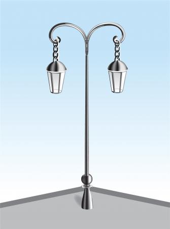 Streetlight Stock Vector - 20008512
