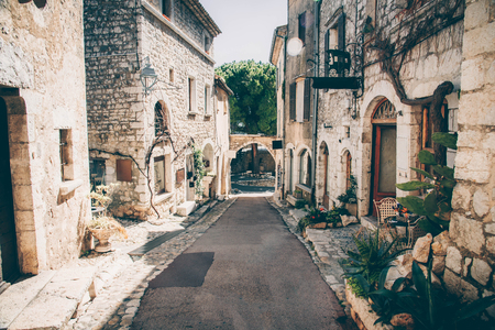 Beautiful view of village in France. Kho ảnh