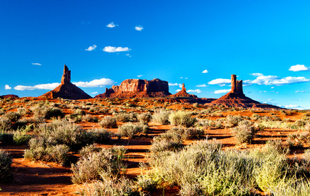 monument valley  Stockfoto