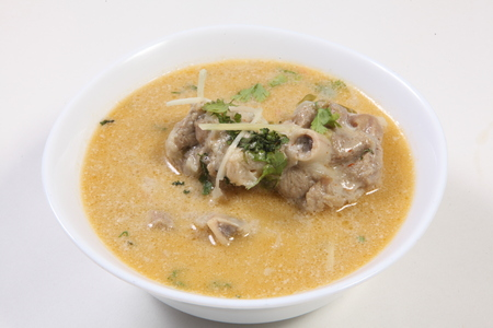 White Mutton Curry