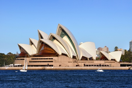 The Opera House on July 03, 2011 in Sydney, Australia. Editorial
