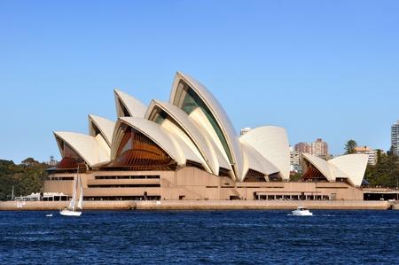 The Opera House on July 03, 2011 in Sydney, Australia. Stock Photo - 12386175
