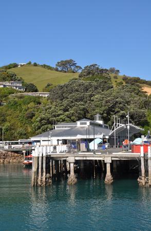 Waiheke Island Ferry Terminal  Auckland, New Zealand
