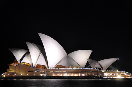 Sydney, Australia - July 03, 2011: Sydney Opera House Editorial