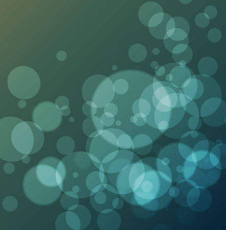 Vector Image of a bokeh pattern