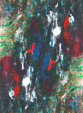 bumpy: Hand painted colorful texture. Decorative paper template. Design element.